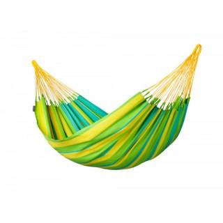Одноместный подвесной гамак Sonrisa lime