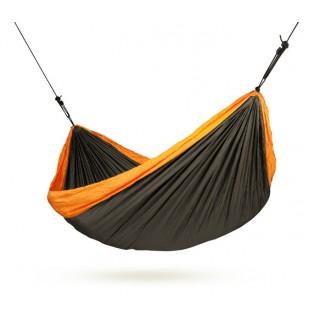 Туристический подвесной гамак для двоих COLIBRI orange