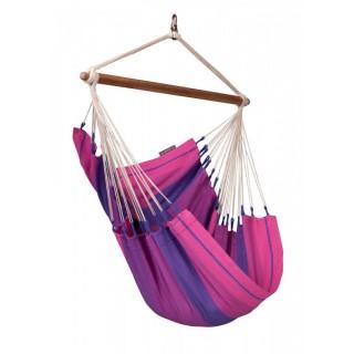 Подвесное кресло ORQIUDEA purple