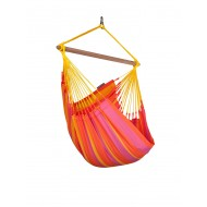 Подвесное кресло Sonrisa mandarine