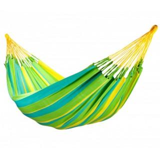 Подвесной гамак для двоих Sonrisa lime